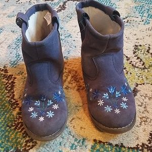Hanna andersson boots size 13